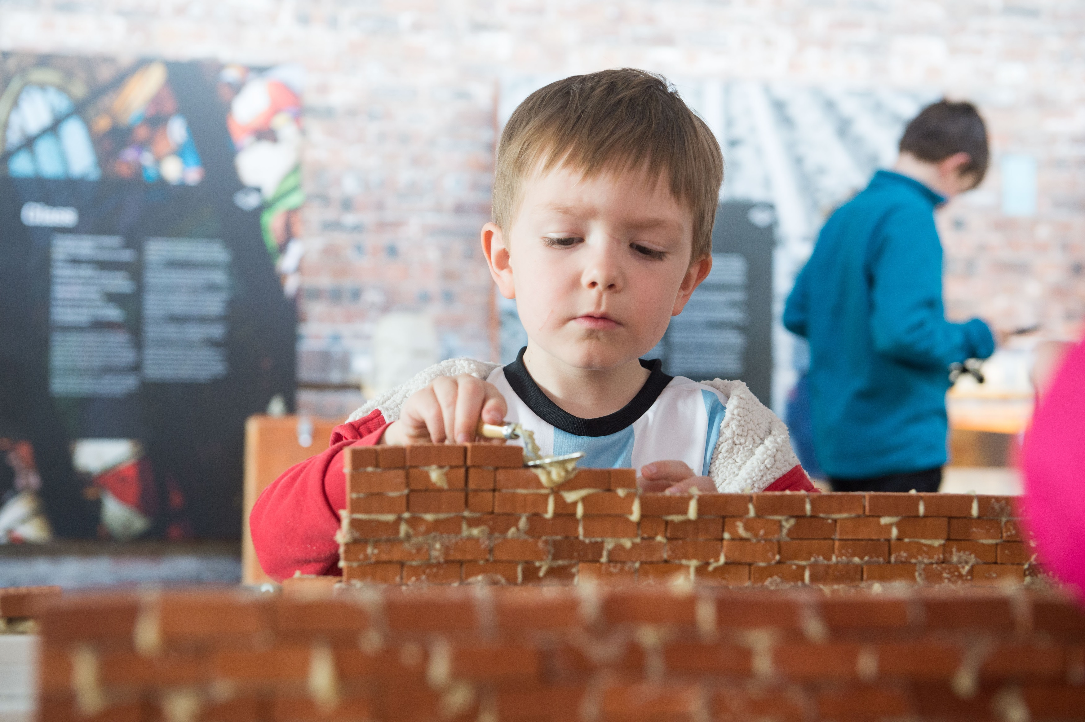 Activities for all ages are available at the Engine Shed