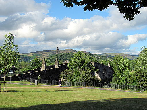 Spanned by Stirling Old Bridge, the River Forth will regain its importance to the City