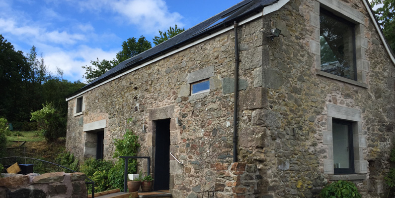 Ailsa Barn - Sleeps 6, Off Street Parking