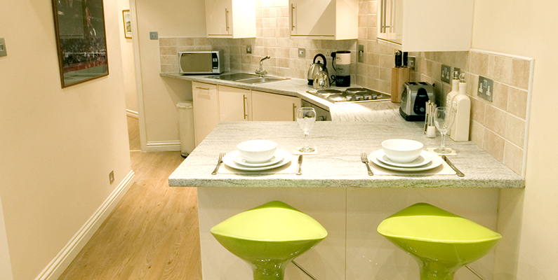 Allanvale Apartment - Sleeps 2, Sky TV, Free Wifi, Parking Available