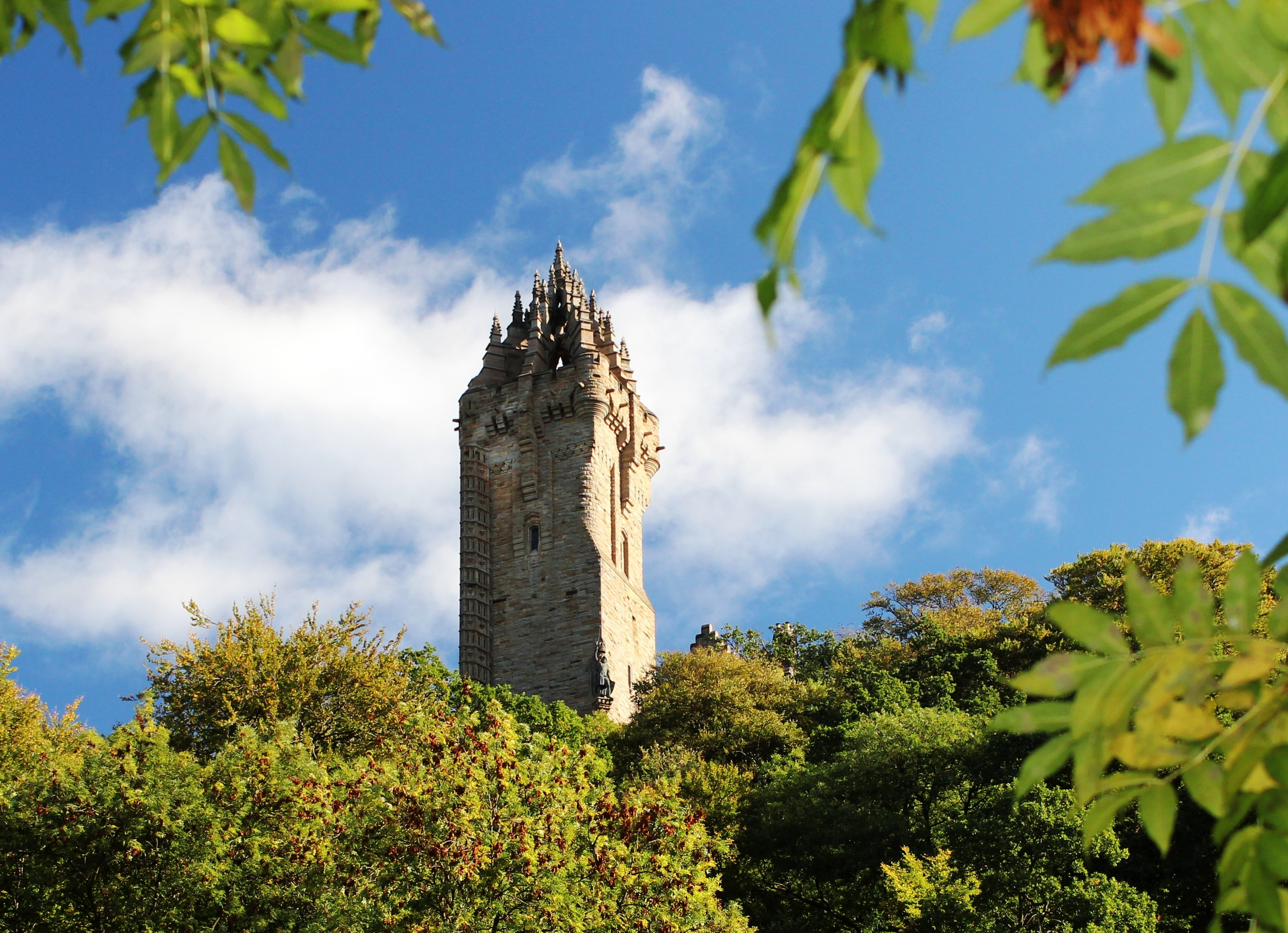Enjoy an exclusive tour of the Wallace Monument, Stirling