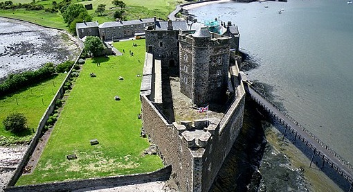 Blackness Castle, hosting Brick City in January