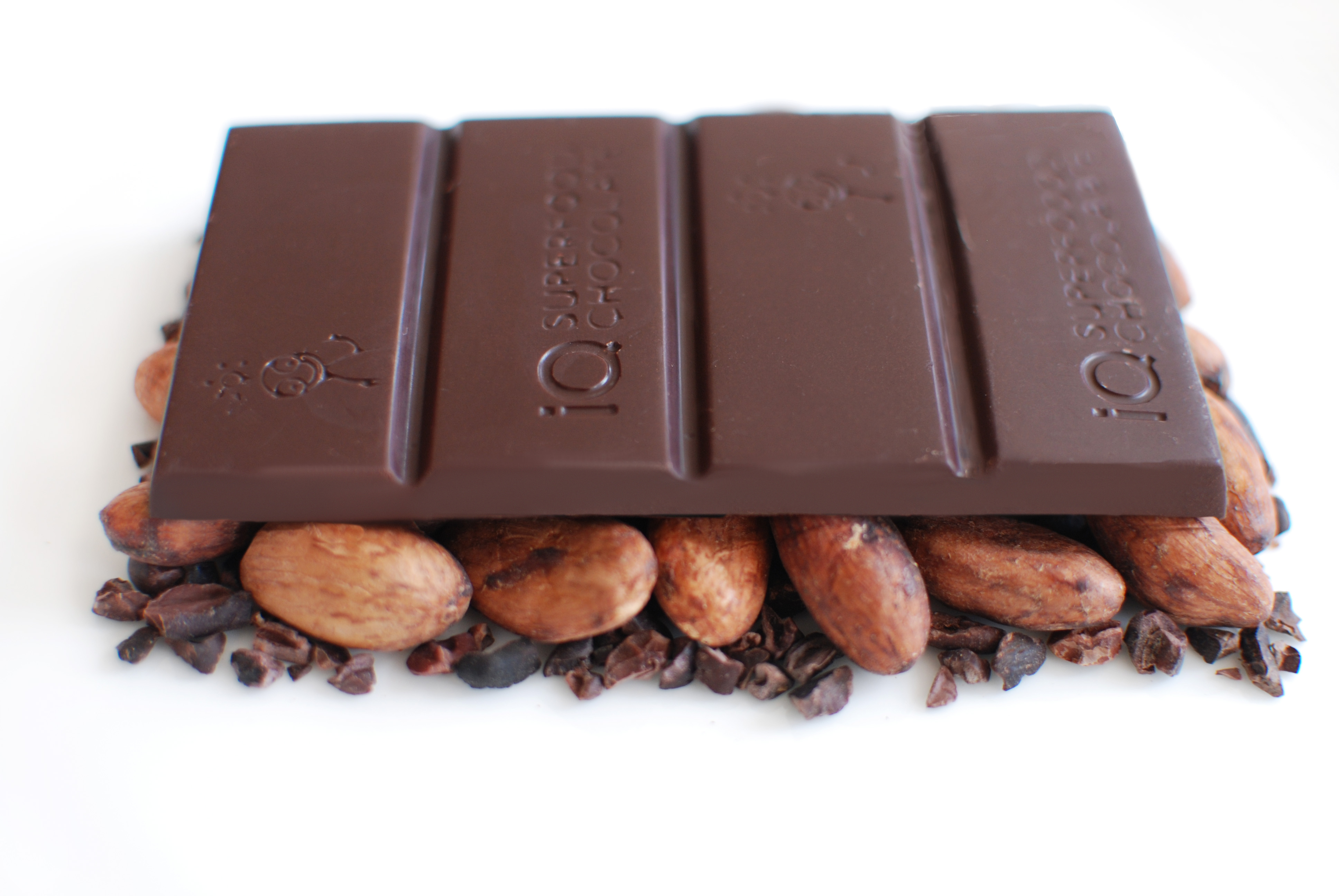 iQ Chocolate's bean to bar superfood chocolate
