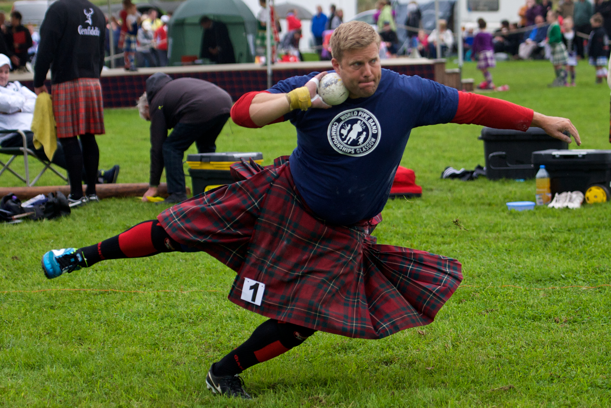 Stirling Highland Games is a perfect day out for everyone
