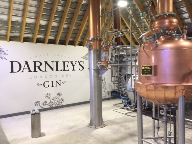 Getting into the heart of the distillation process