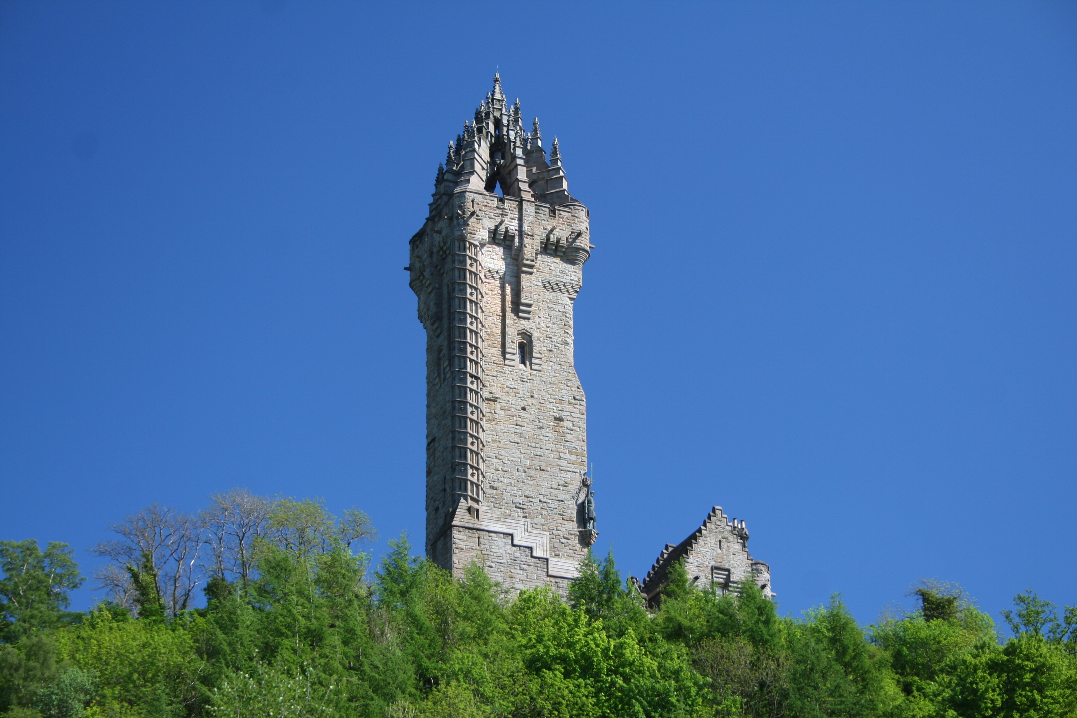 The Wallace Monument has a packed Summer Programme this year