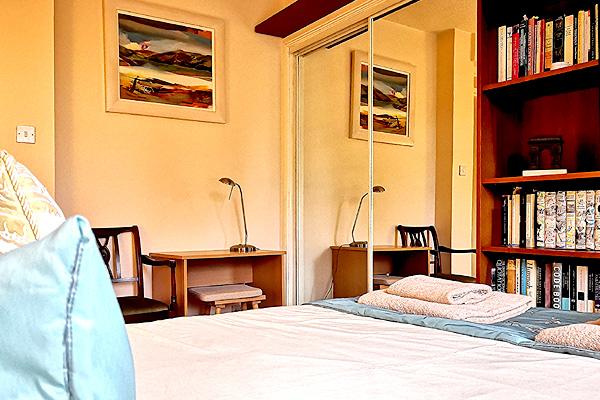 Ample storage in each bedroom