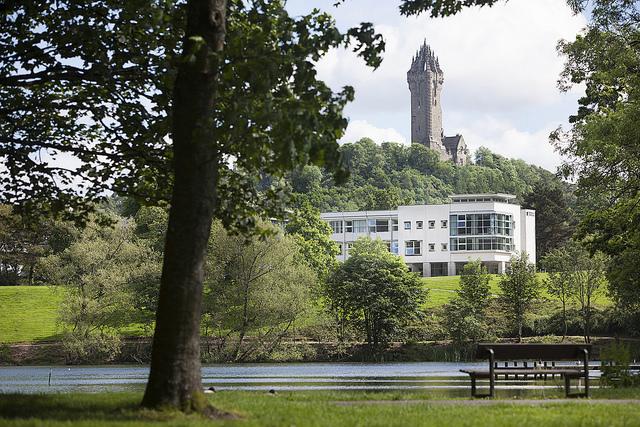 Storytelling on Stirling University Campus