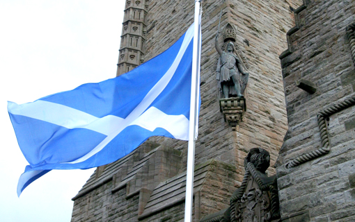 Free entry to many Scottish landmarks for St Andrew's Day