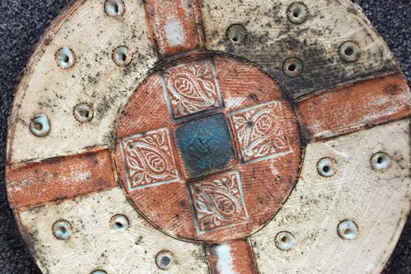 Celtic plate