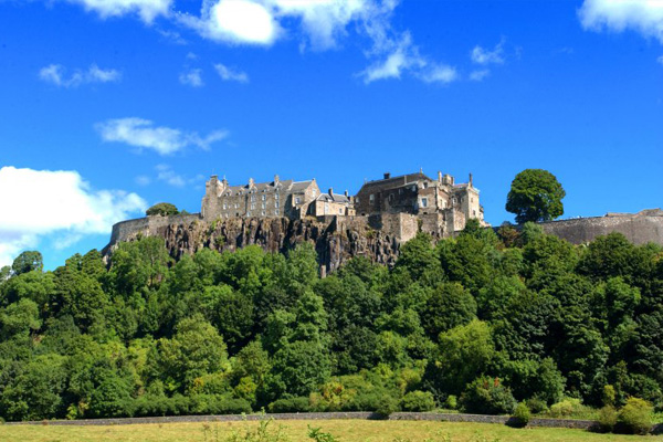 Visit Historic Stirling Castle on holiday