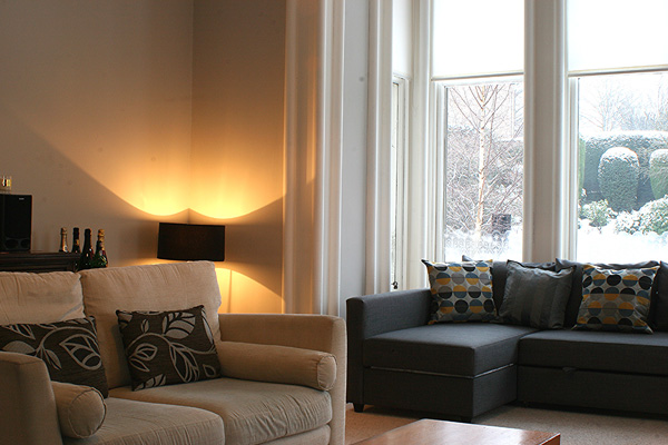King size sofa bed in Drawing Room means this property can accommodate up to 10 guests