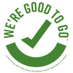 The 'We're Good To Go' industry standard demonstrates that we adhere to the relevant Government and public health guidance, and have carried out COVID-19 risk assessments.