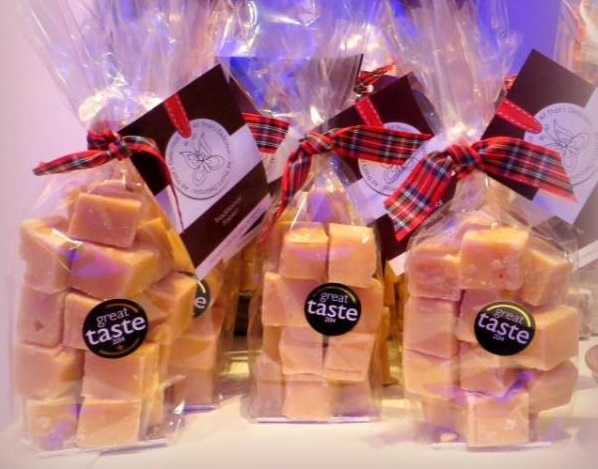 With 'build your own' hamper, you can add Scottish treats of your choice