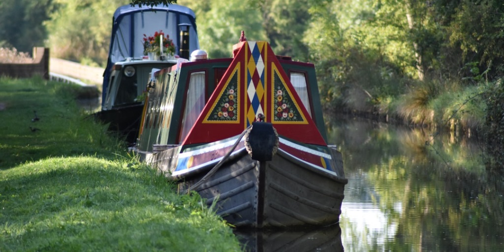 Take life more slowly at Linlithgow Canal Basin